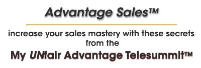 Advantage Sales